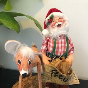 Annalee Santa Claus